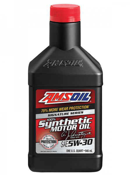 AMSOIL-SAE-5W-30-Signature-Series-100%-Synthetic-Motor-Oil