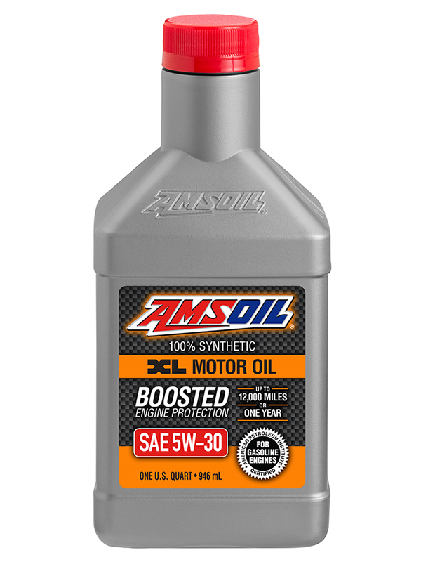 Amsoil sae 5w 30 xl extended life synthetic motor oil for Synthetic motor oil test