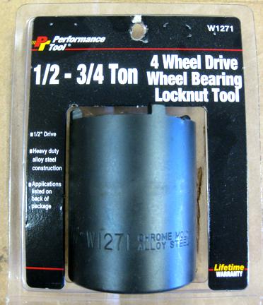 1-2 & 3-4 Ton 4 Wheel Drive