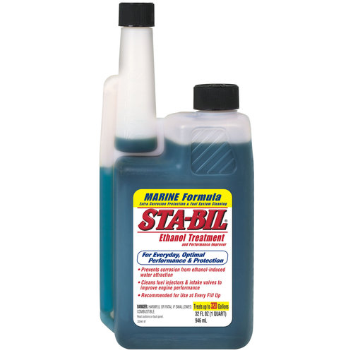 Best Fuel Additive >> STA-BIL Fuel Stabilizer Marine Formula - Complete Auto Parts and Machine Shop