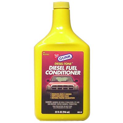gunk diesel fuel conditioner