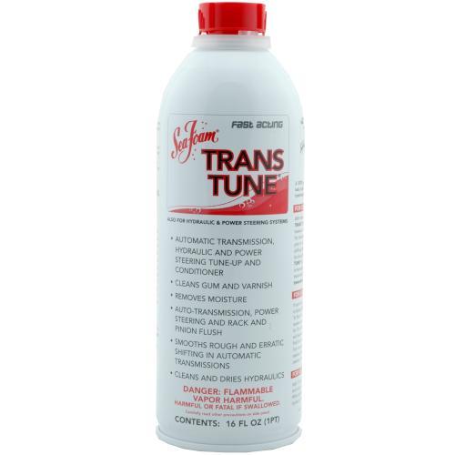 Sea Foam Trans Tune Transmission Additive - 16 oz - Complete
