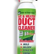 auto air cond ac and heater duct cleaner