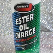 johnsen's ester oil charge
