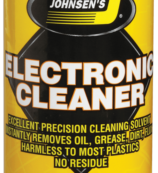 johnsens electronic cleaner