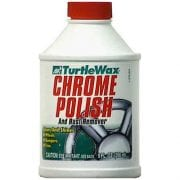 turtle wax chrome polish