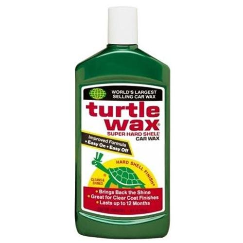 Turtle Wax Super Hard Shell Liquid Wax Complete Auto