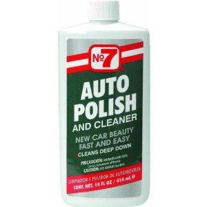 no 7 auto polish