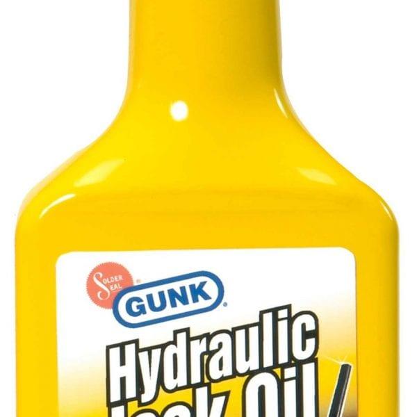 gunk hydraulic jack oil