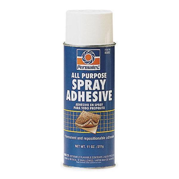 permatex all purpose spray adhesive11oz