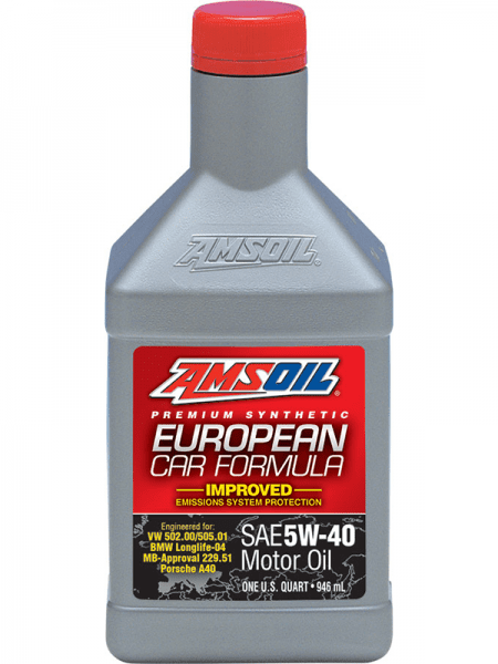 AMSOIL-European-Car-Formula-5W-40-Synthetic-Motor-Oil