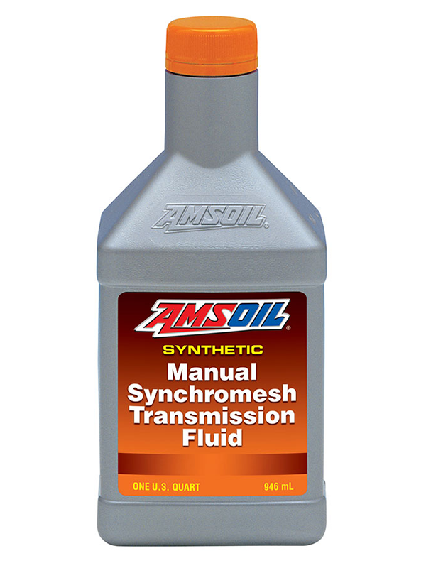 amsoil manual synchromesh transmission fluid 5w 30 complete auto rh completeautosp com Manual Transmission Fluid Types Manual Transmission Fluid Types