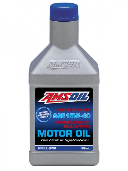 AMSOIL-SAE-15W-40-Heavy-Duty-Diesel-and-Marine-Motor-Oil