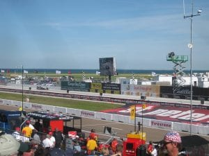 St. Pete Grand Prix Straightaway