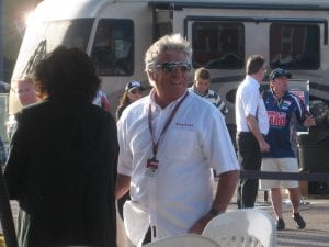 The Legend Mario Andretti @ The St. Pete Grand Prix