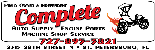 Complete Auto Parts and Machine Shop