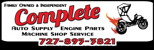 Complete Auto Parts and Machine Shop